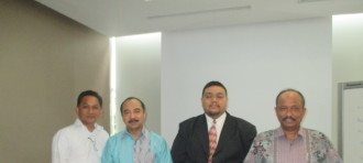 Ujian Seminar Hasil Penelitian Pak Yanuar Rizky Nuh