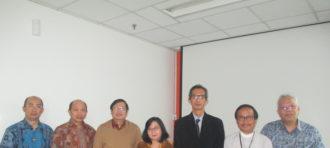 Ujian Disertasi Tertutup Bapak Hardijanto Saroso