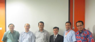 Wisuda 54 BINUS UNIVERSITY 'Program Doctor of Research In Management menyumbangkan 10 Wisudawan / Wisudawati'