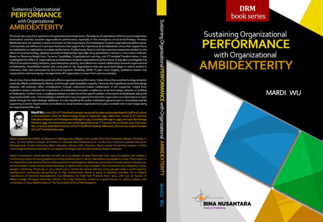 Sustaining Organizational Performance with Organizational Ambidexterity