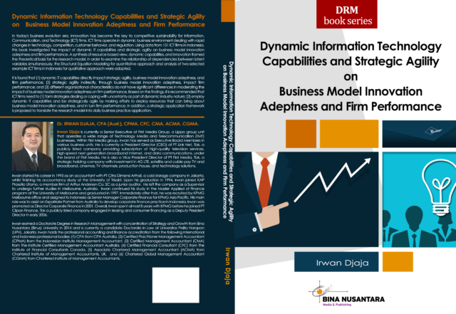 revisi cover Dynamic Information Technology Capabilities and Strategic Agility on Business Model Innovation Adeptness and Firm Performance
