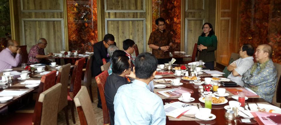 Sharing Session with Alumni: Alasan Mengapa Harus Melajutkan Studi S3 di BINUS University