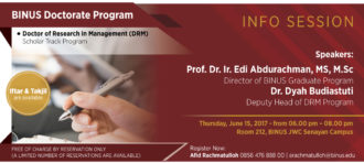Information Session & Networking