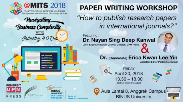 Paper Writing Workshop