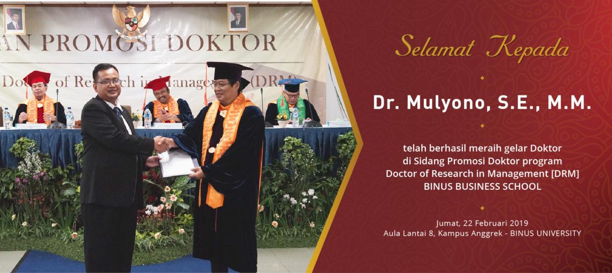 DRM Lahirkan Doctor ke 67